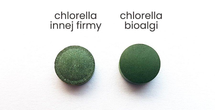 Jaką chlorellę wybrać? Po czym poznasz oryginalną?