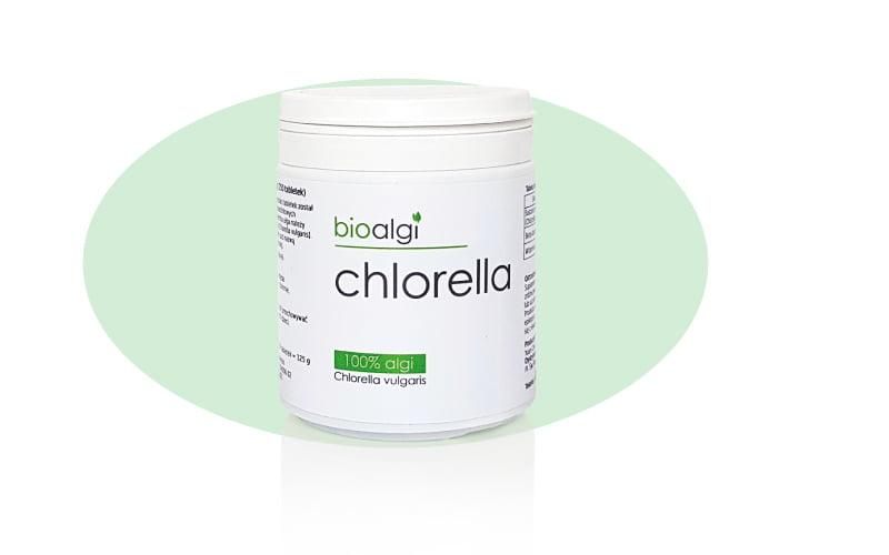 Chlorella bioalgi